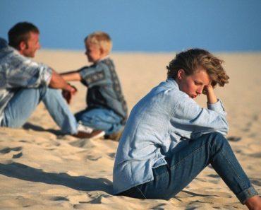 Бывший муж и ребенок (дети) и их отношения, развод с ребенком