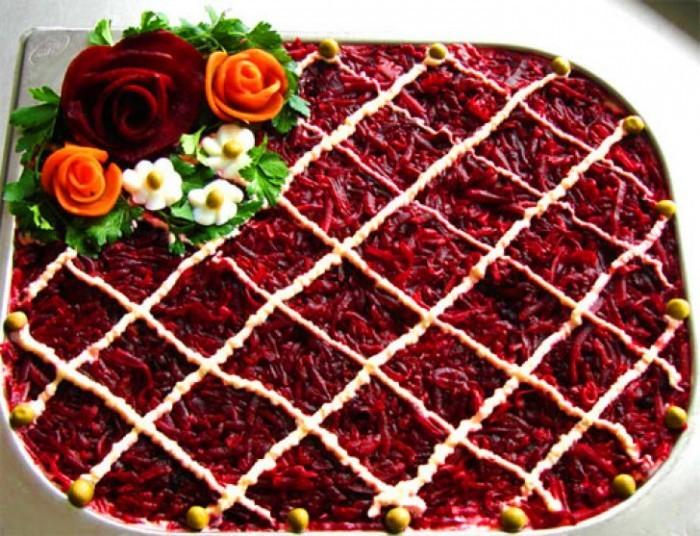 рецепт салата селедка под шубой фото рецепт пошаговый