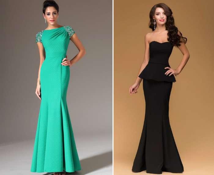 6255187d4fd Платье годе для худых девушек
