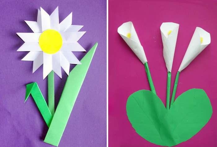 Открытки, открытки своими руками на 8 марта для детей 5-6 лет