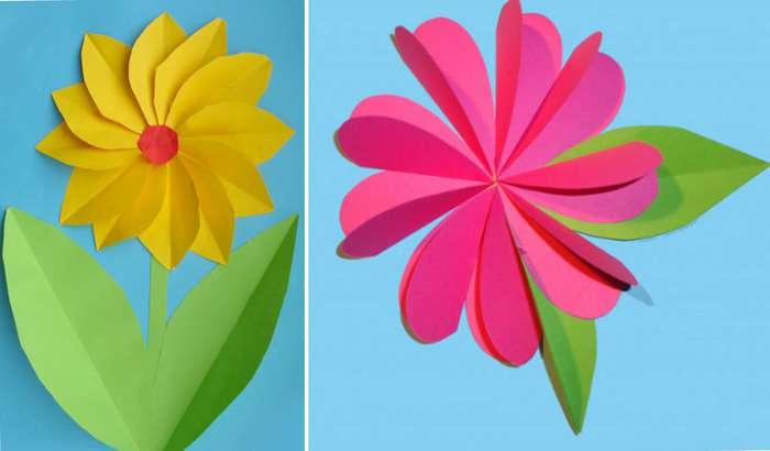 Картинки поздравлениями, объемная открытка своими руками цветы