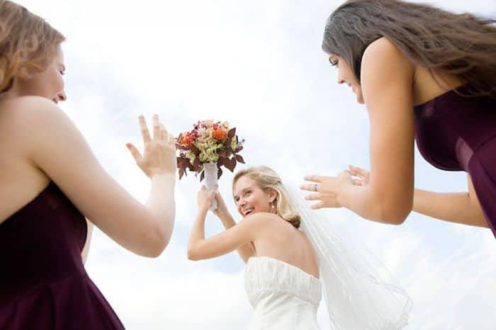 Свадебные приметы для гостей