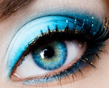 Тени для голубых, серых и карих глаз: каким глазам какие подходят, как накрасить глаза, правила макияжа. Пошаговая инструкция, фото, видео