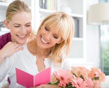 Что подарить маме на 8 марта. Подарок на праздник от дочки или сына