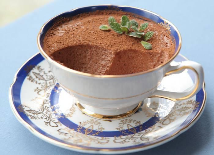 шоколадный пудинг рецепт с пошаговым фото