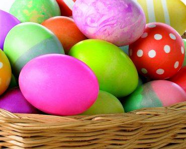 Яйца на Пасху своими руками: как покрасить и украсить, узоры, рисунки, декупаж, фото и видео. Пасхальная корзинка: оформление подарка