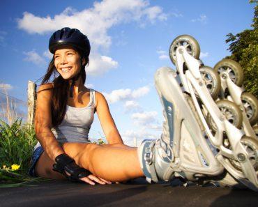 Как научиться правильно кататься на роликах - советы для начинающих. Видео: как научить ребенка и как похудеть