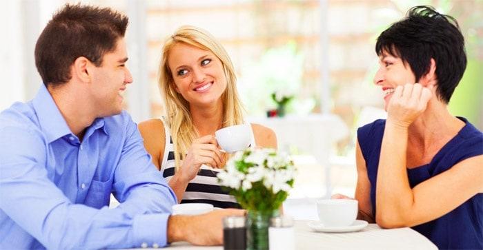 Знакомство с родителями парня - как себя вести