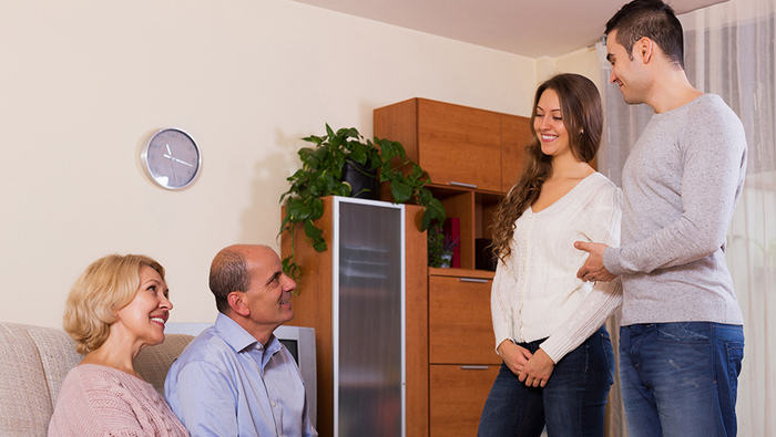 как вести себя при знакомстве родителей жениха