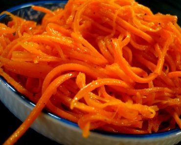 Корейская морковь - рецепт вкусного салата в домашних условиях, фото, видео