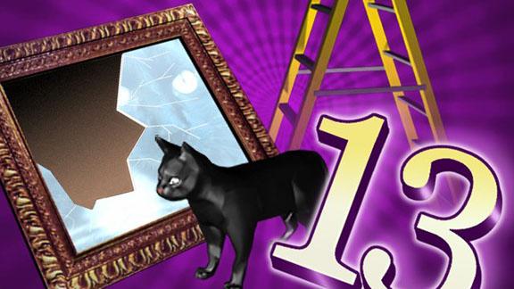 Пятница 13 приметы и суеверия
