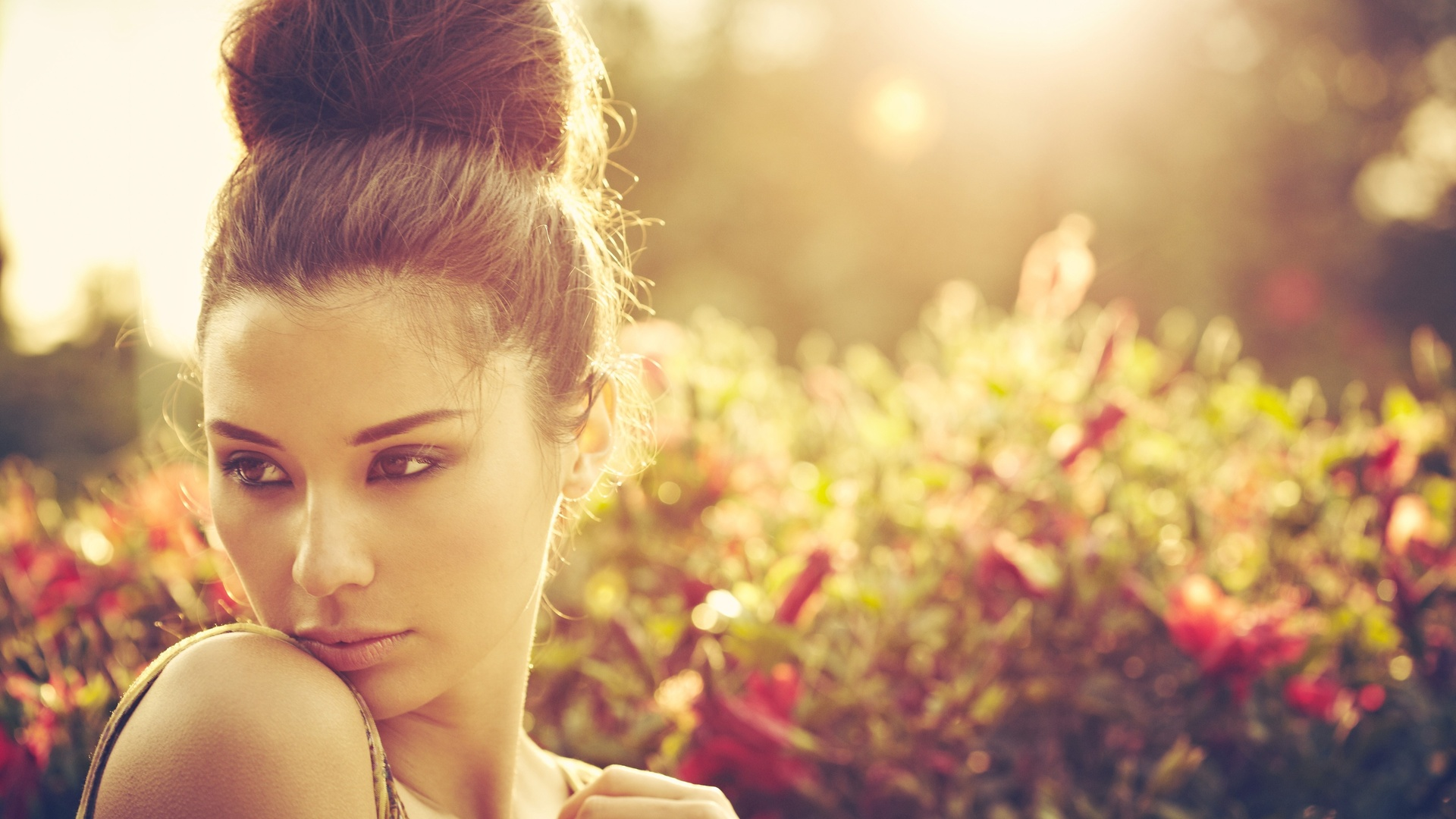 Прическа пучок из волос и как ее сделать на длинные и средние волосы: фото, схема, видео. Пучок объемный и небрежный
