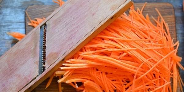 Корейская морковь - рецепт