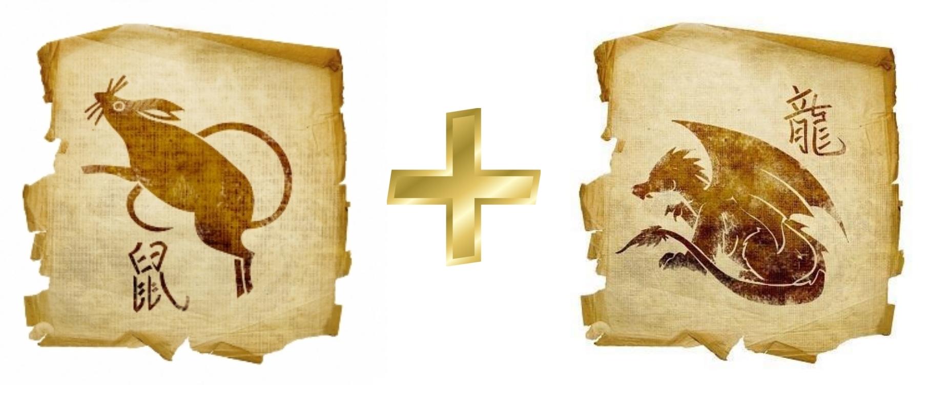Крыса и Дракон: Гороскоп любовной совместимости по знакам