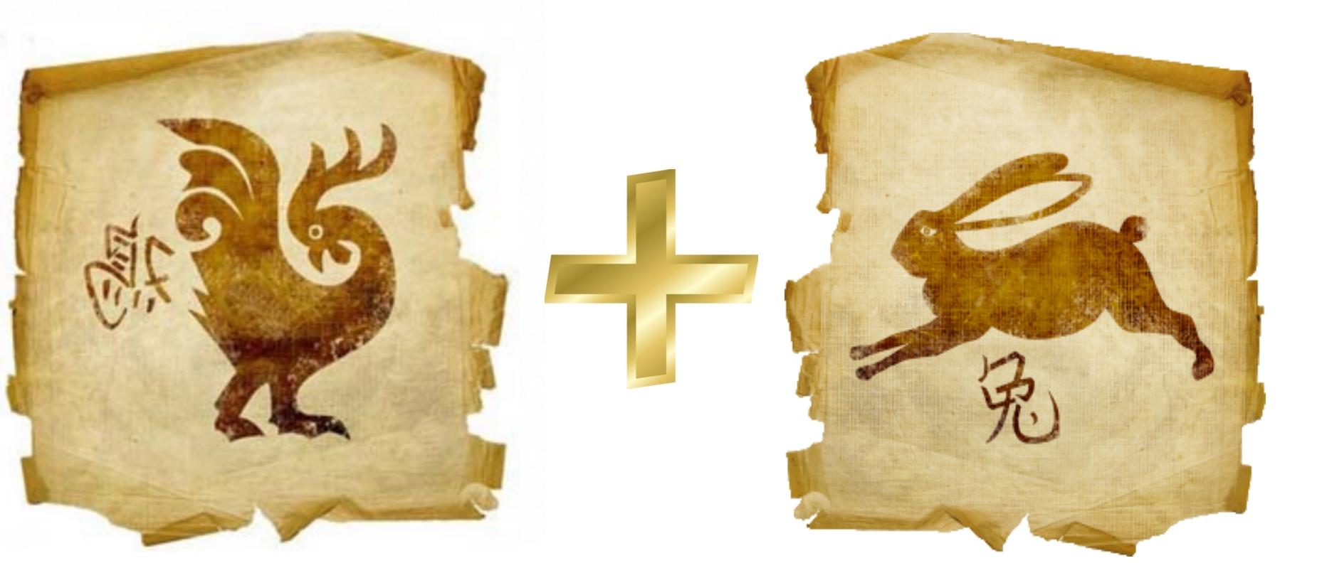 Петух и Кролик: Гороскоп любовной совместимости по знакам
