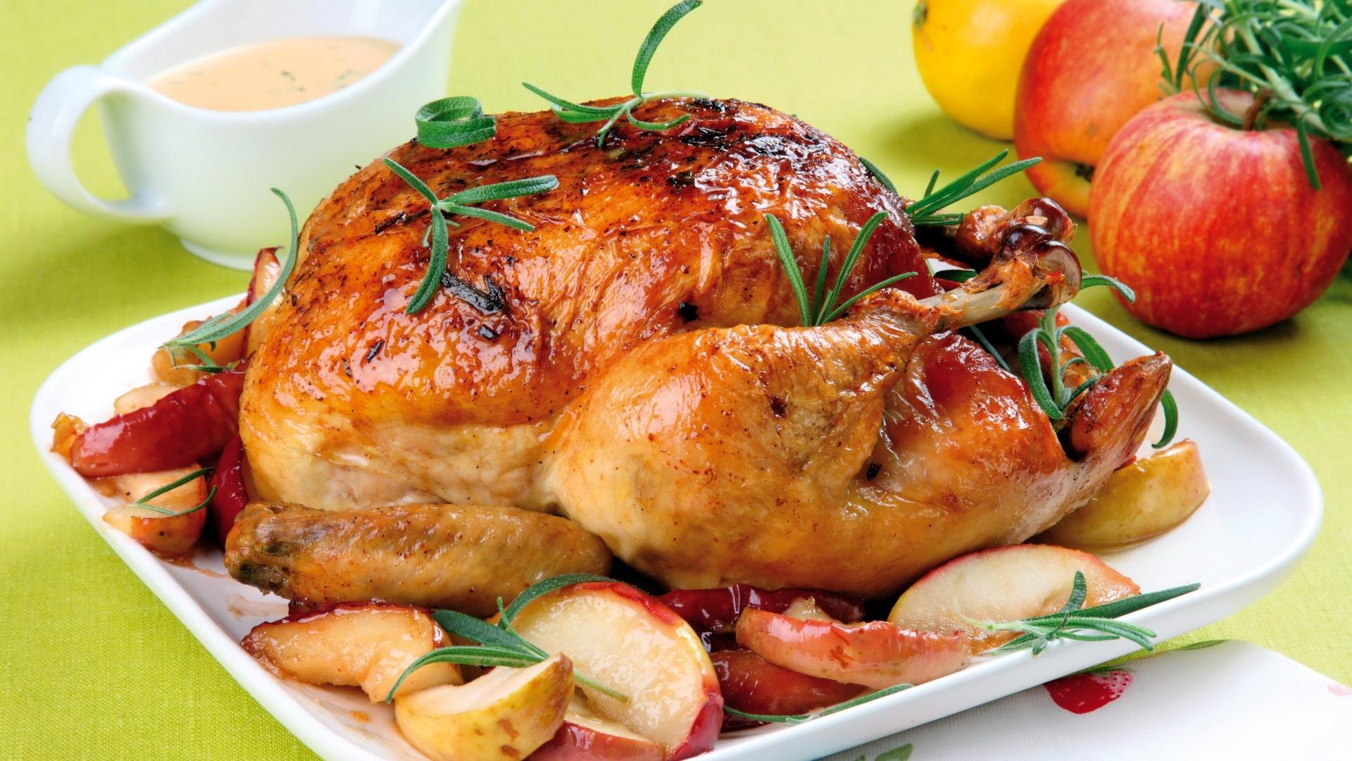 Тушка цыпленка бройлера в духовке пошаговый рецепт