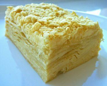 Торт Наполеон с заварным кремом - самый вкусный рецепт с фото и видео. Пошаговый способ приготовления в домашних условиях