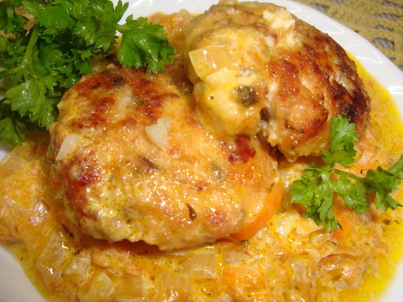 рецепт из котлет из куриного фарша с фото пошагово