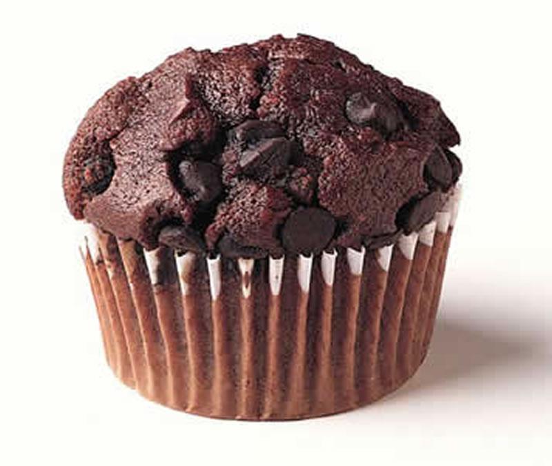 Шоколадные маффины - рецепт