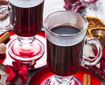 Глинтвейн классический из красного вина в домашних условиях - рецепт с видео