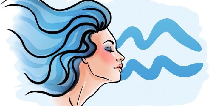 Женщина (девушка) Водолей - характеристика знака зодиака, поведение в любви. Видео