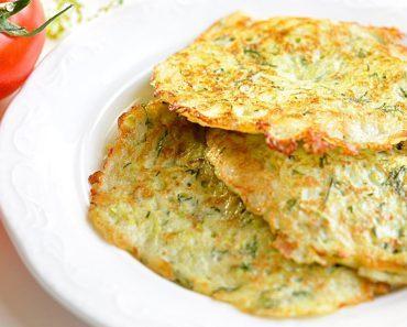 Оладьи из кабачков - простой и вкусный рецепт пошагово с фото и видео