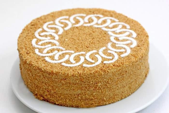 Как сделать торт простой рецепт фото 569