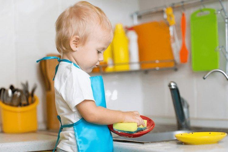 Средство для мытья посуды. Как сделать своими руками