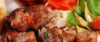 Маринад для шашлыка из свинины: лучше быстрые рецепты