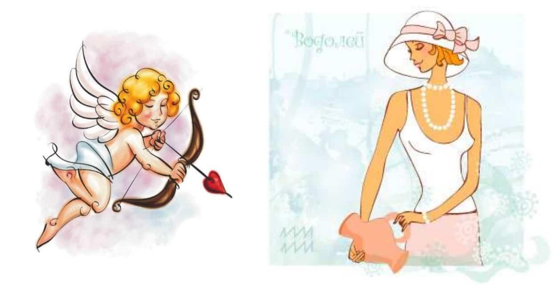 Водолей в любви и браке. Любовь и личная жизнь мужчины и женщины Водолея и гороскоп совместимости с другими знаками зодиака