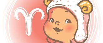 Ребенок Овен по знаку зодиака: характер и поведение мальчика и девочки