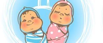 Ребенок Близнецы по знаку зодиака: характер и поведение мальчика и девочки