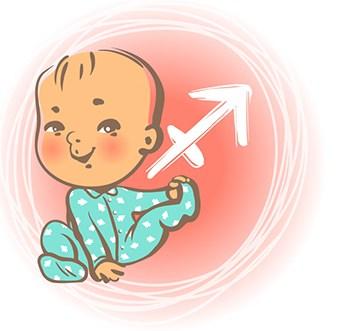 Ребенок Стрелец по знаку зодиака: характер и поведение мальчика и девочки