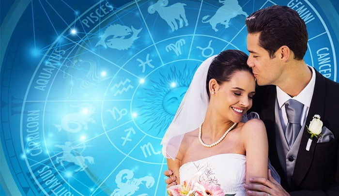 Свадьбы по знаку зодиака (по гороскопу) для мужчин и женщин