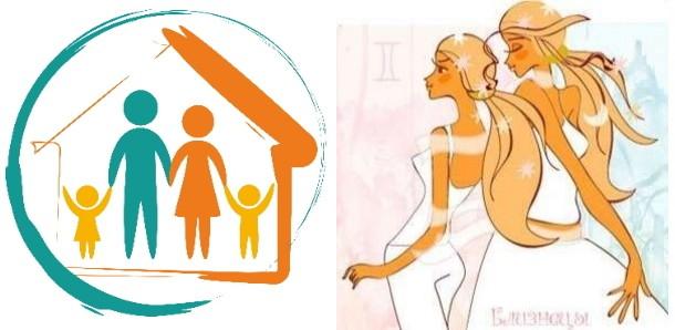 Близнецы в браке: гороскоп семейной жизни мужчины и женщины этого знака зодиака