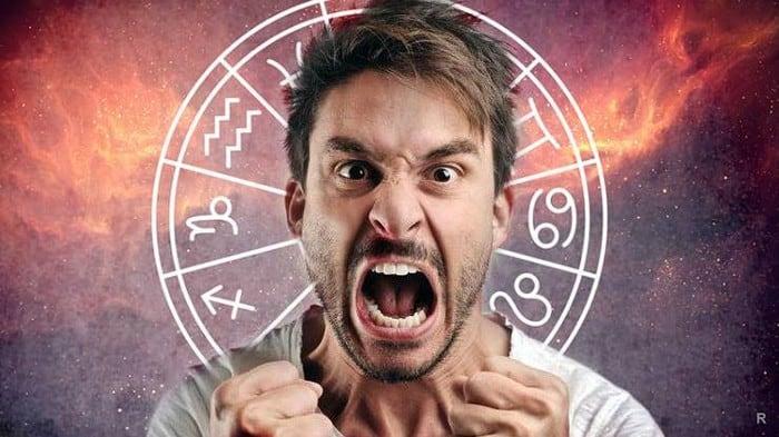 Самый агрессивный знак зодиака серди мужчин и женщин всего гороскопа