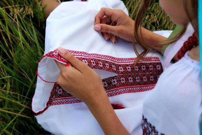 Значение вышивки и ее символов. Приметы обережной вышивки крестом