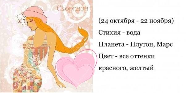 Влюбленный Скорпион: как понять, что Скорпион влюблен, как ведет себя мужчина и женщина этого знака