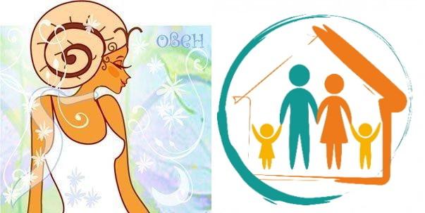Овен в браке: гороскоп семейной жизни мужчины и женщины этого знака зодиака