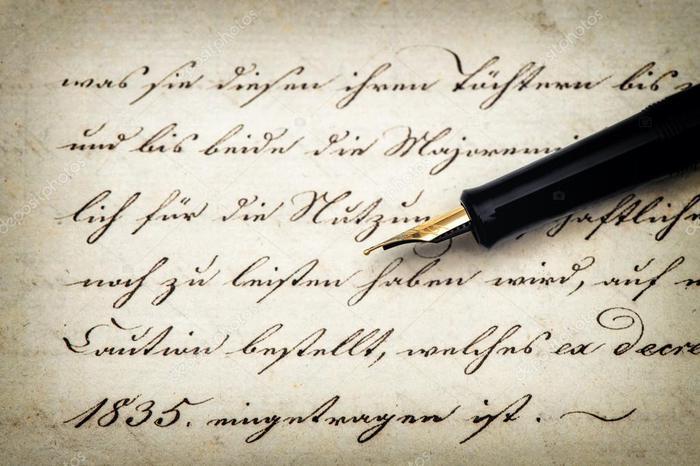 Характер человека по почерку с примерами, по которым можно его определить