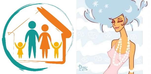 Рак в браке: гороскоп семейной жизни мужчины и женщины этого знака зодиака