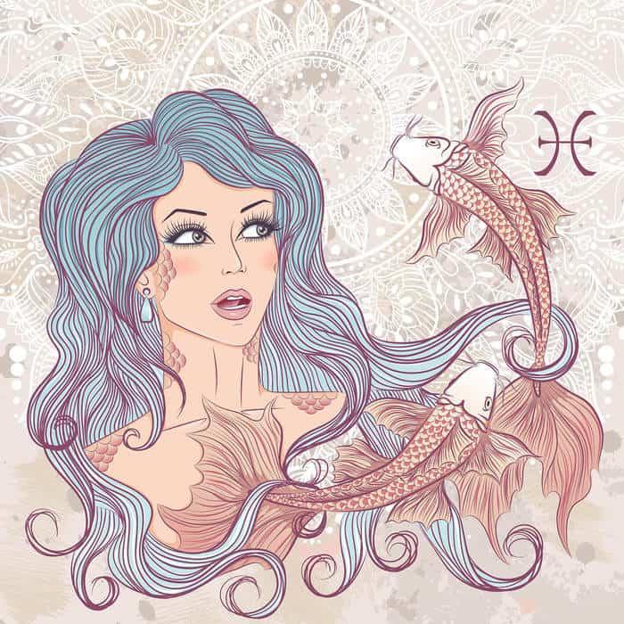 Девушка Рыбы по гороскопу: характеристика, отношения с парнями и мужчинами