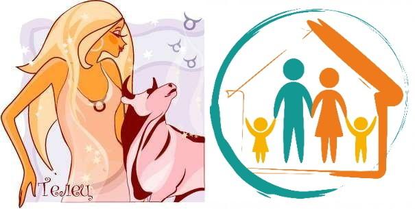 Телец в браке: гороскоп семейной жизни мужчины и женщины этого знака зодиака