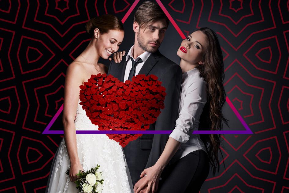 Как выйти из любовного треугольника любовнице женщине или любовнику мужчине