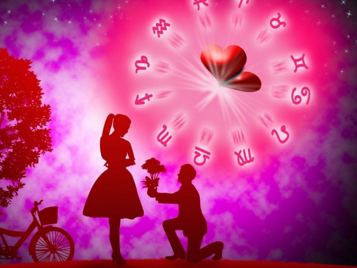 Признание в любви всем знакам зодиака среди мужчин и женщин всего гороскопа