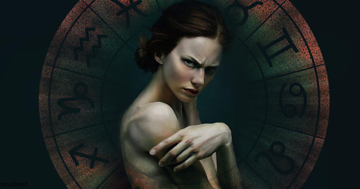 Злая девушка - гороскоп и знаки зодиака