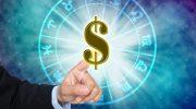 Знаки зодиака, знак доллара