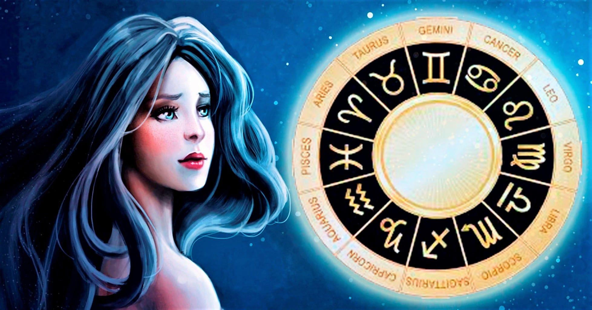 Девушка, знаки зодиака