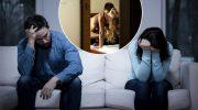 Жена думает об измене мужа