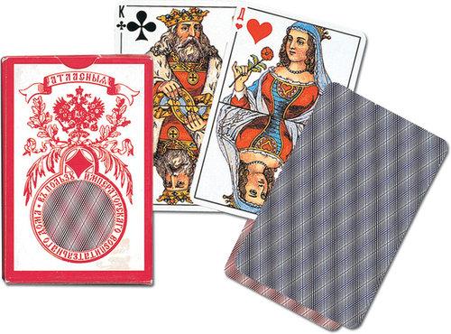 карты, король и дама